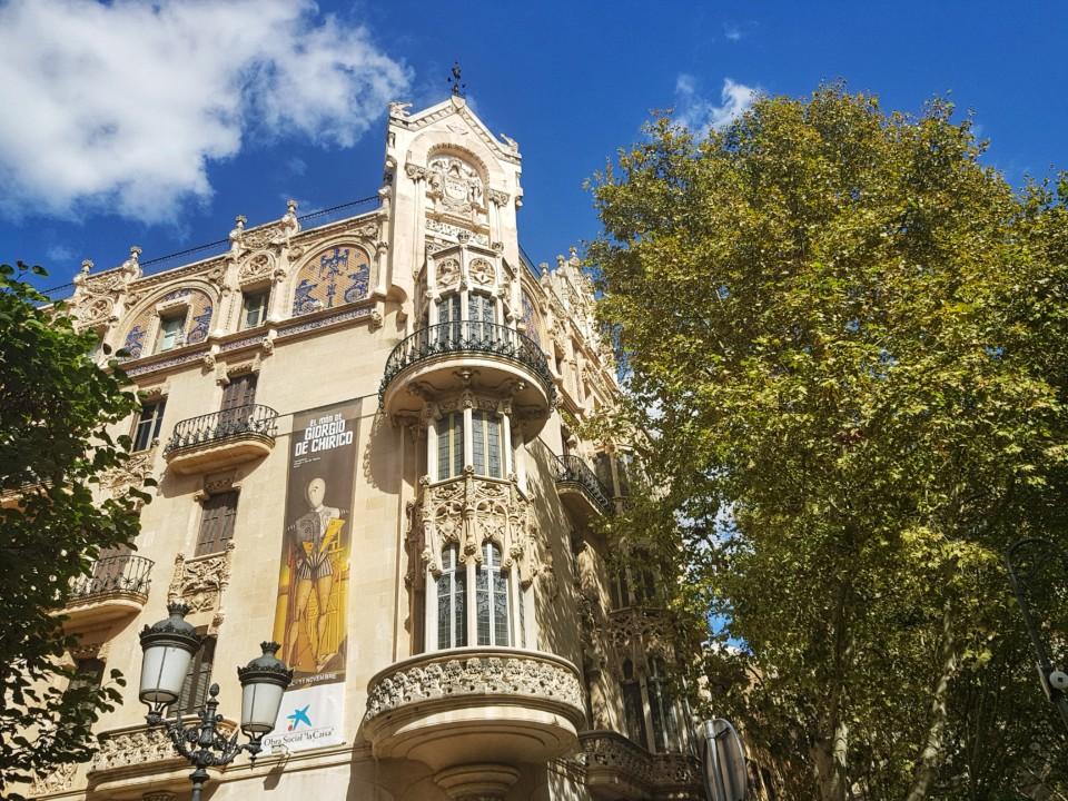 Caixa Forum Palma - modernistička zgrada iz 1903.godine