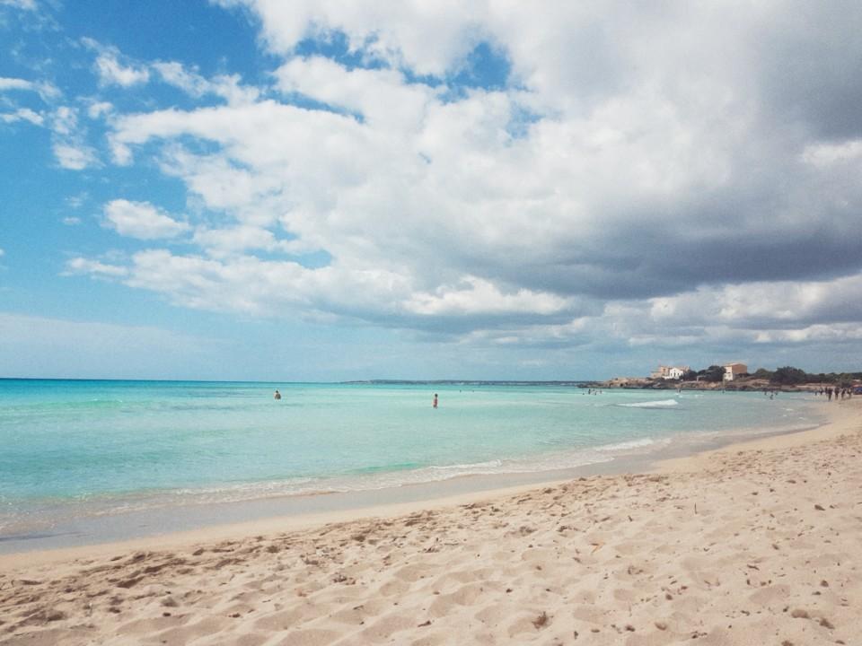Plaža Es Trenc Majorka