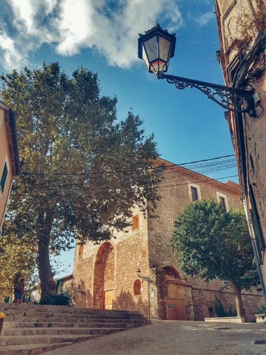 Parohijska crkva sv. Bartolomeja, Valdemosa