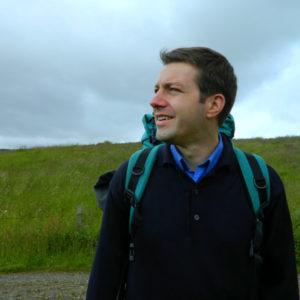 Andreas Moser hiking