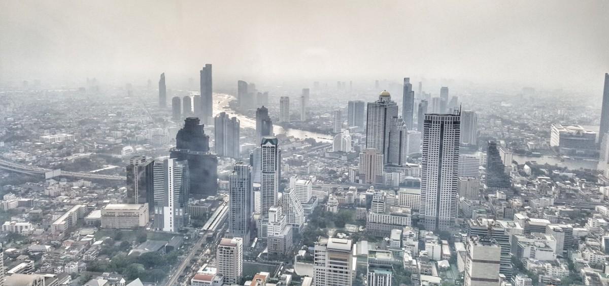 smog Bangkok