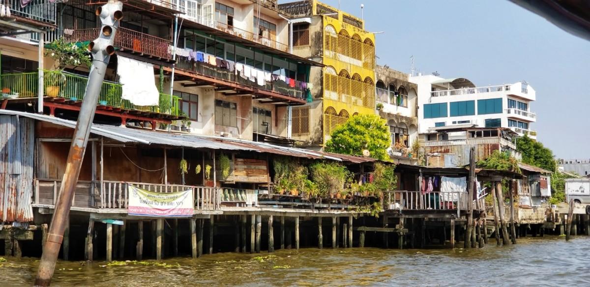 pogled sa rijeke - Bangkok