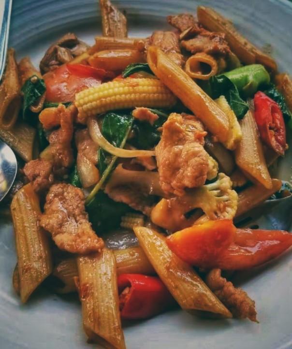 hrana Bangkok