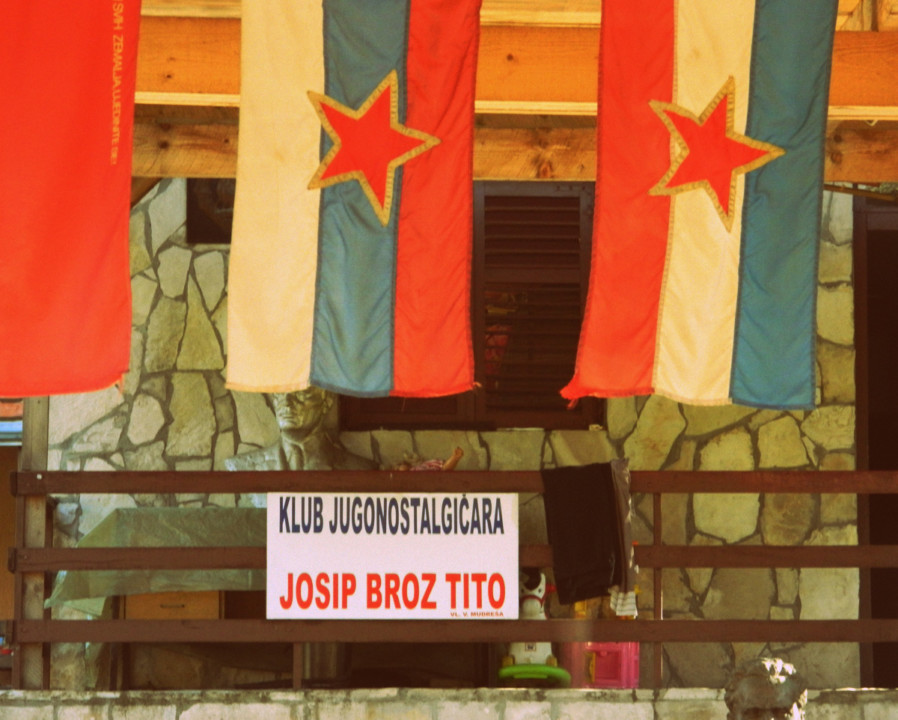 Jugoslovenske zastave - Andreas Moser
