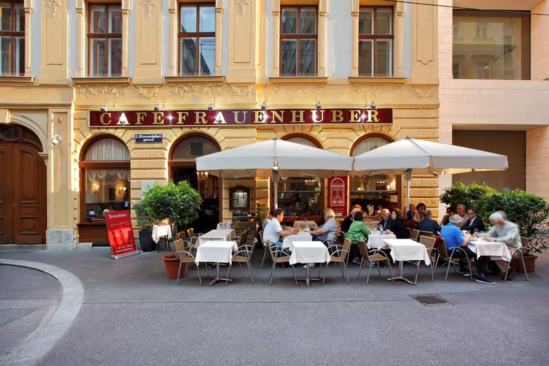 Cafe Frauenhuber Beč